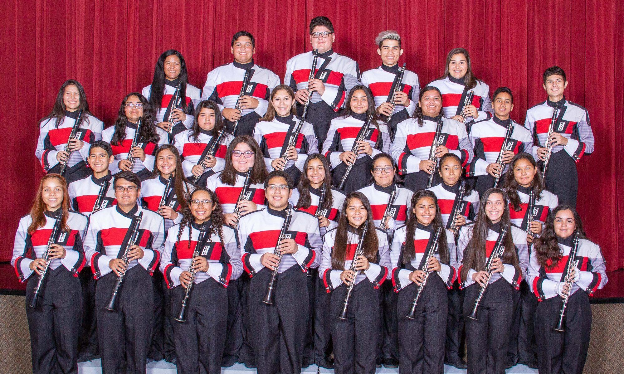 Sharyland Pioneer HS Band