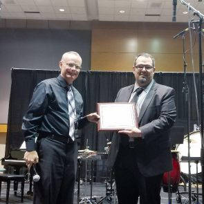 castellano recognition at PASIC