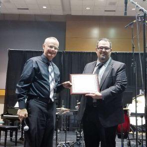 castellano recognition at PASIC