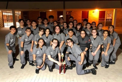 Pioneer Indoor Percussion