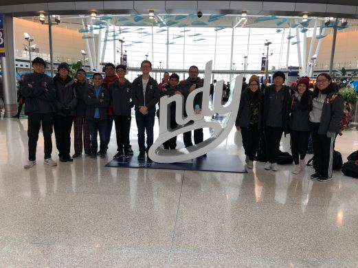 Pioneer Percussion has arrived in Indy-PASIC 2018