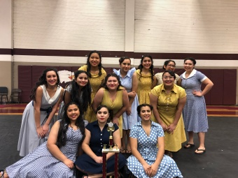 Pioneer Winter Guard