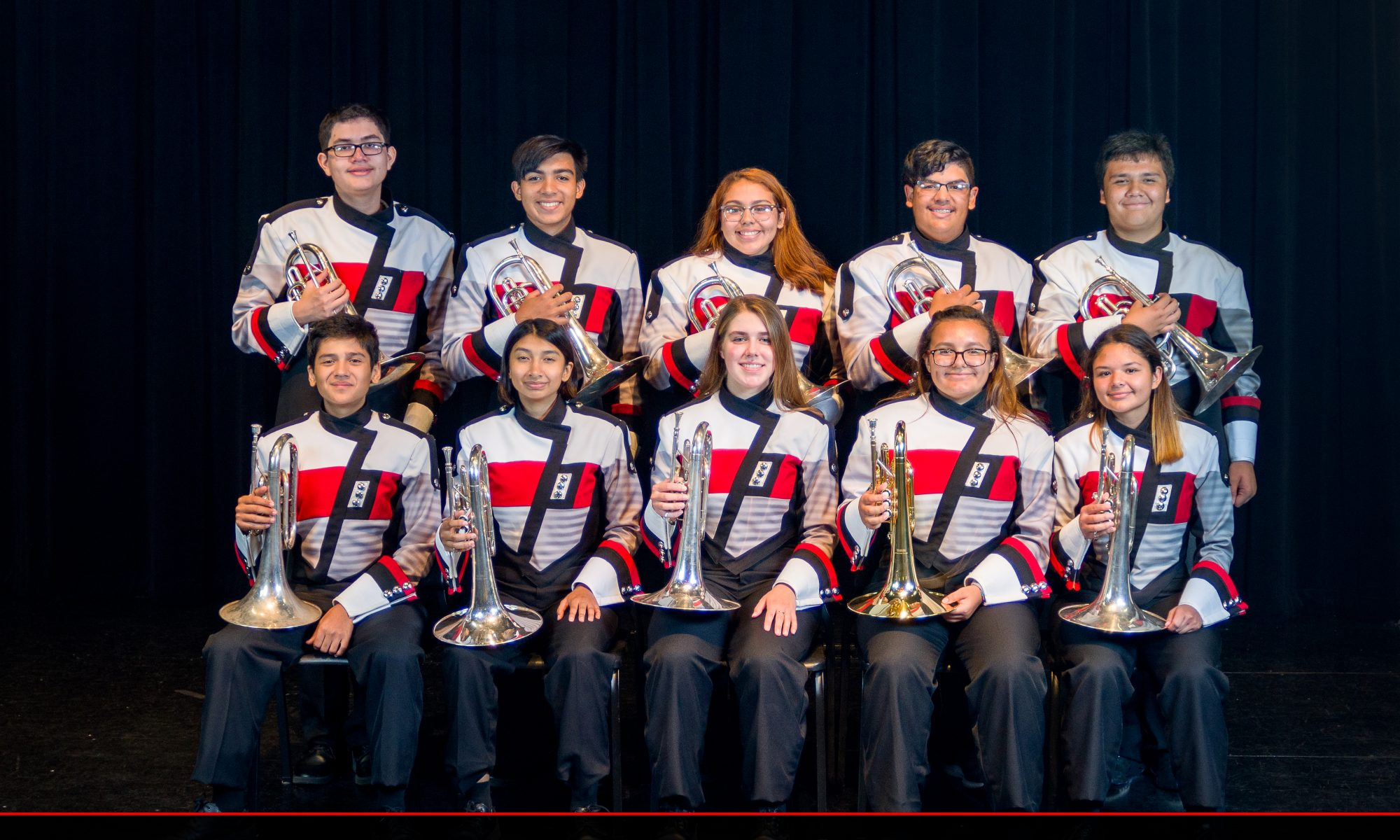 Sharyland Pioneer HS Band